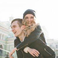 Саша и Надя :: Полина Купцова