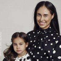 Мама и дочка :: Дарья Наумович