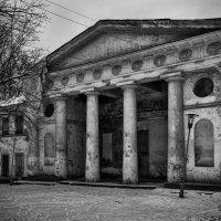 Кузьминки, Померанцевая оранжерея :: Владимир Брагилевский