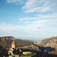 Татевский монастырь, Армения :: Кирилл Охват
