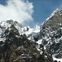 Горы Осетии :: Надежда