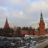 Москва. Кремль :: Марина Таврова
