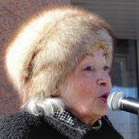 Концерт в день выборов :: Ирина Via