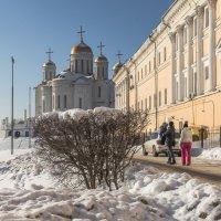 Из прогулок по Владимиру :: Александра