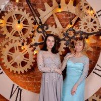 Катя и Оля :: Екатерина Куликова