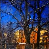 My magic Petersburg_02936 :: Станислав Лебединский