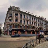 Пассаж (гостиница, Одесса) :: Александр Корчемный