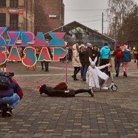 Перевоплощение старых заводов. Новая жизнь возможно без разрушения старой :: Valeriya Vakulenko