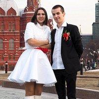 """жених и невеста """"ти-ли-ти-ли тесто"""" :: Олег Лукьянов"""
