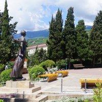Скульптура Княгини Гагариной :: Наталия Григорьева