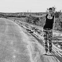 Автостопом по миру :: Анастасия