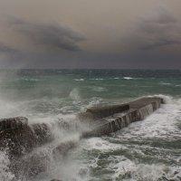 Весенний шторм :: Константин Виниченко