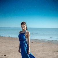 Синий :: Юлия Никифорова