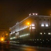 Мир в тумане... :: Виктория Невская