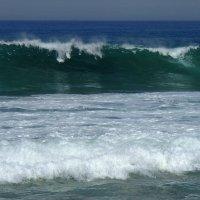 Океанская волна :: Надежда Гусева