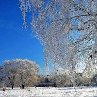 В зимнем очаровании... :: Sergey Gordoff