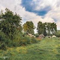 деревенский пейзаж :: юрий карпов