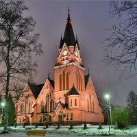 Церковь в финском Кеми :: Сергей Никитин