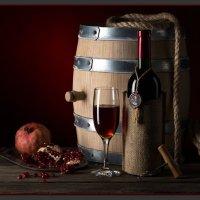Гранатовое вино 2. :: Борис Ряузов