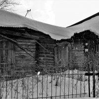 Здесь больше никто не живет... :: Дмитрий Радков