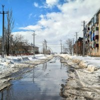 Ну, вроде наконец весны начало..:) :: Андрей Заломленков