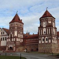 Мирский замок (Беларусь) :: OlegVS S