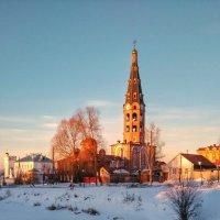 Монастырь :: Александр Шишин