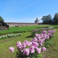 Кирилло - белозёрский монастырь :: Надежда