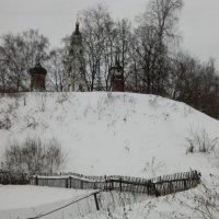 Кремль Волоколамска :: елена
