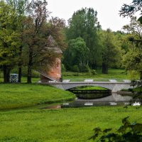 Пиль-башня, Павловский парк, г.Павловск, Санкт-Петербург :: Елена Кириллова