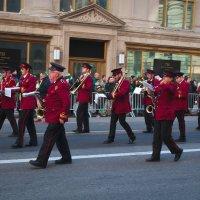 На параде в честь Дня Св. Патрика :: Олег Чемоданов
