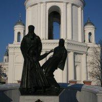 Шуя. Памятник погибшим за веру :: Димончик