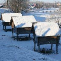сельские постройки :: Димончик