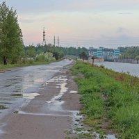 После дождя на канале :: Марина Таврова