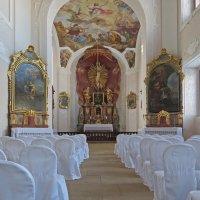 В часовне св. Иосифа замка Эмниште. :: ИРЭН@ .