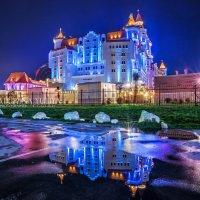 Конгресс-центр в Отеле Богатырь в Сочи :: Юлия Батурина