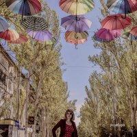 Мари городские красоты :: Роза Бара