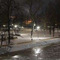 Ночь на канале Огинского :: Valera Solo