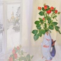 """""""Розы невинно погибшим людям"""" :: galina tihonova"""