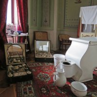 Туалетная комната замка :: ИРЭН@ Комарова