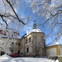 Замок Эмниште. :: ИРЭН@ Комарова