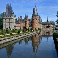 замок мадама де Ментенон (1) (chateau de Madame de Maintenon) :: Георгий