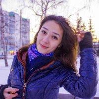 Портрет :: Оксана Баллыева