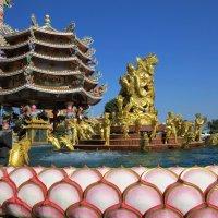 Китайский храм Ват Анг Сила :: Маргарита