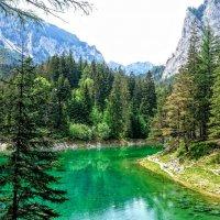 """Зелёное озеро"" (Grüner See) :: vitper per"