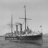 "бронепалубный крейсер ""Royal Arthur"" , ""Edgar"" Class. :: Александр"