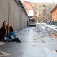 Уличная фотосъемка :: Яна Глазова