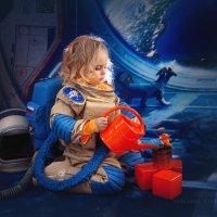 маленький космонавт :: Александр Якименко