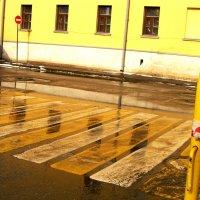 Желтое и немного красного :: Tanja Gerster
