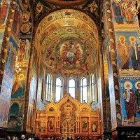 Санкт-Петербург, Храм Спаса-на-Крови :: Liudmila LLF